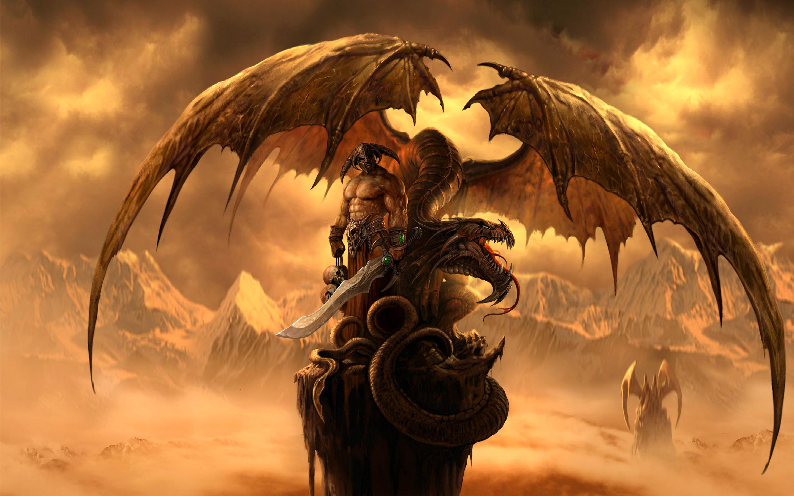 fantastic dragon wallpaper 41606