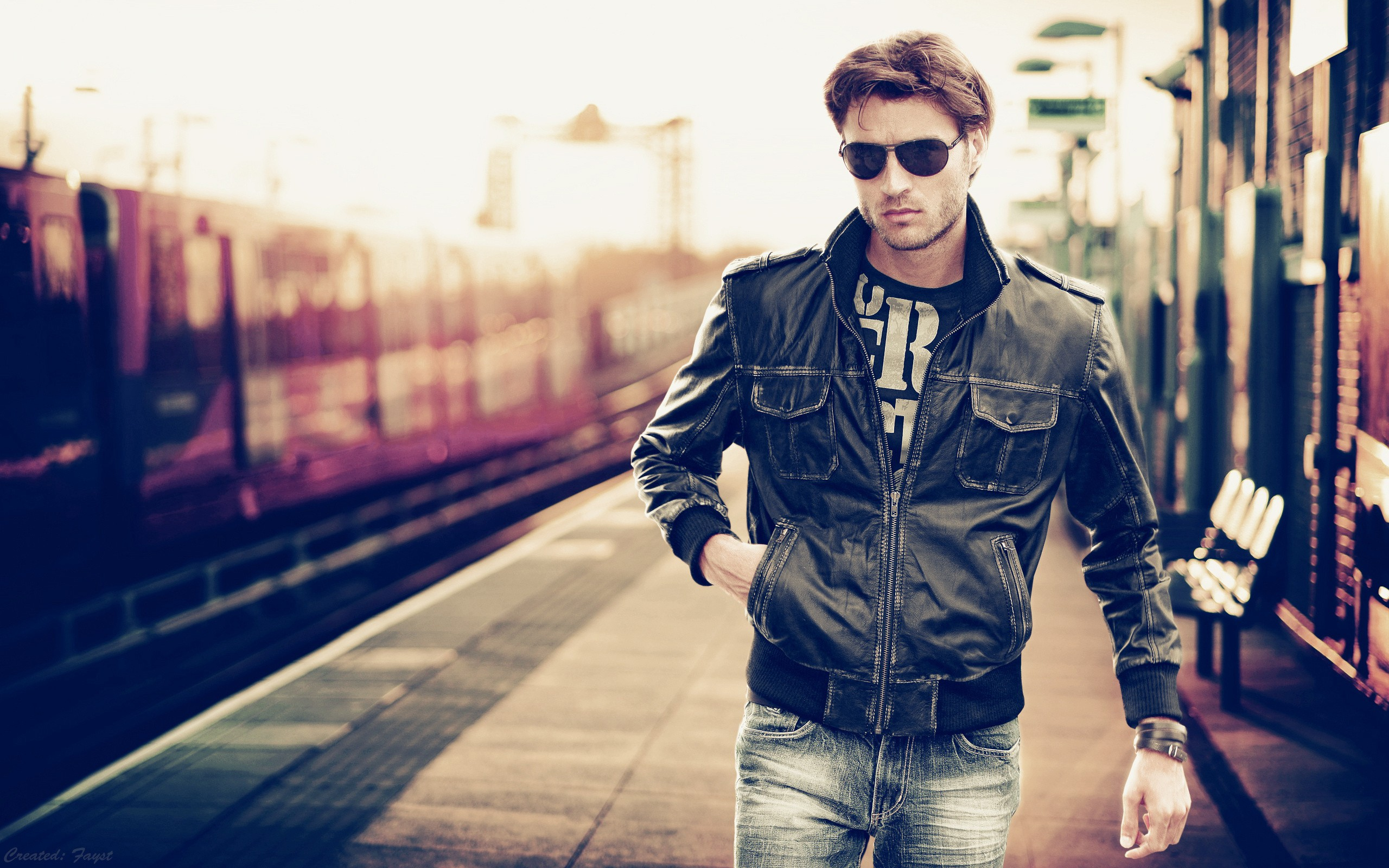 Fantastic Men Fashion Wallpaper 40447 2560x1600 Px