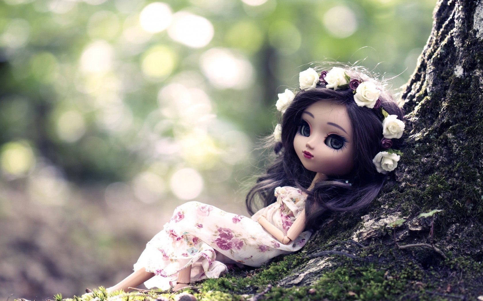 fantastic toy doll wallpaper 42436
