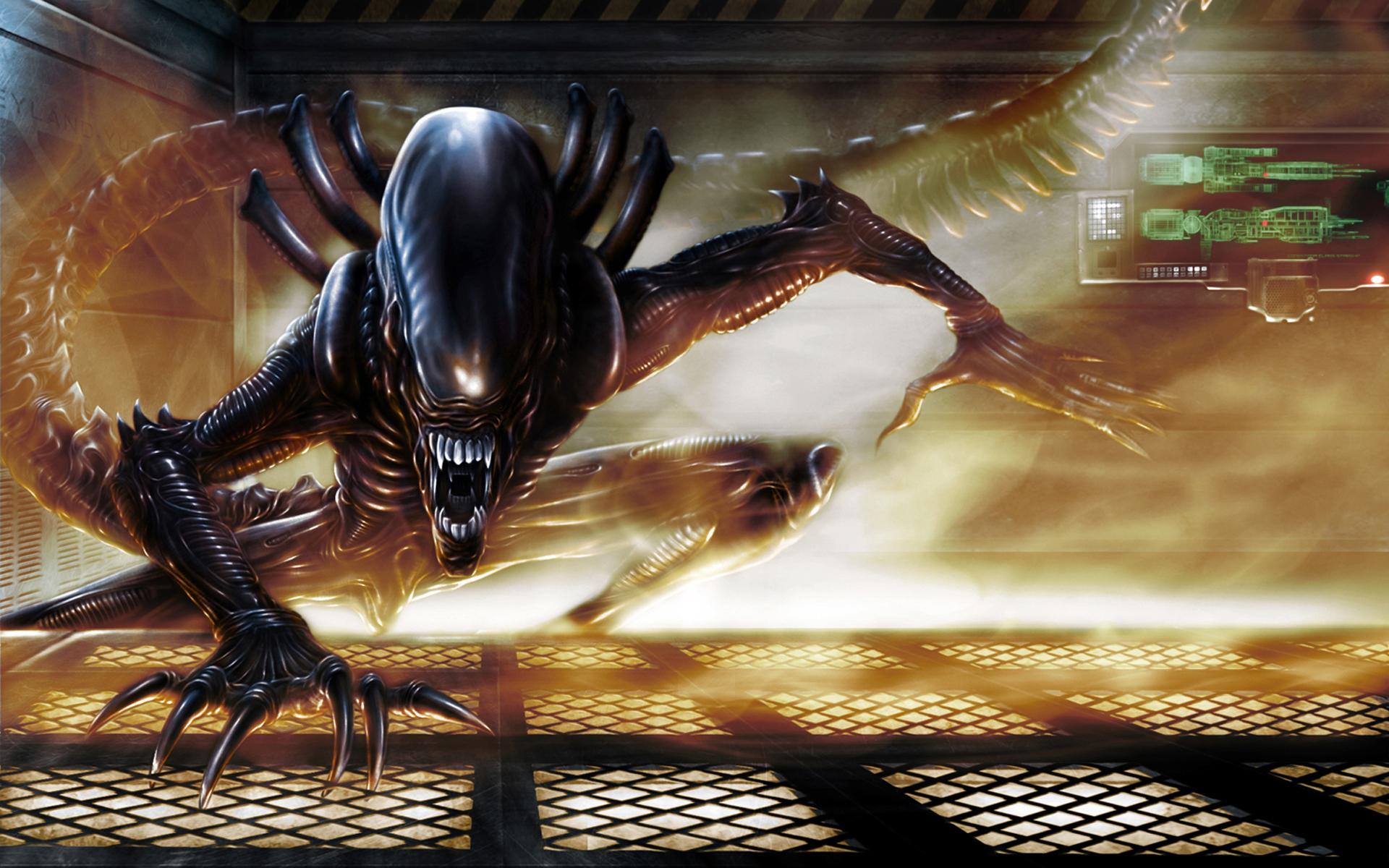 free alien isolation wallpaper 40653