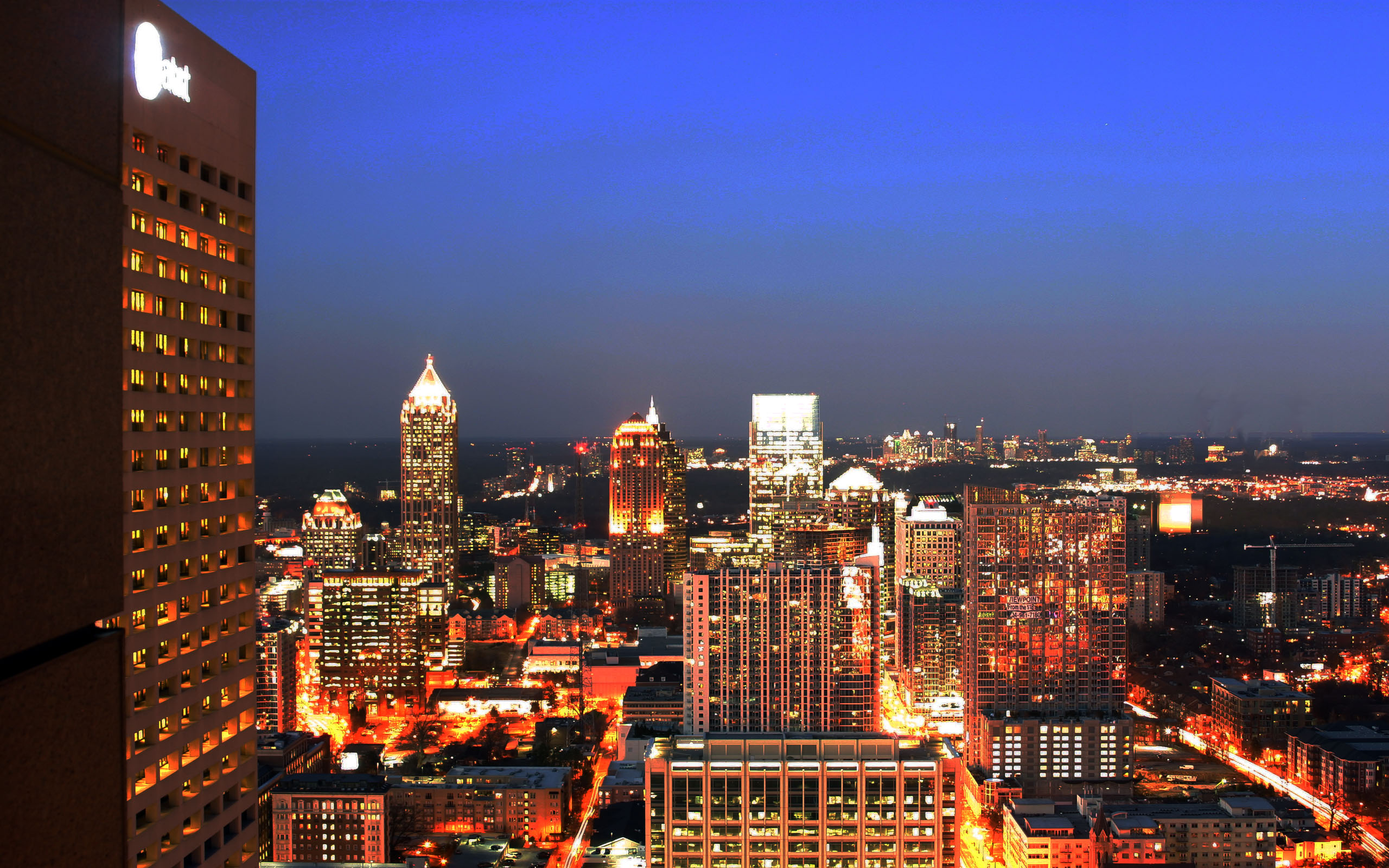 free atlanta wallpaper 17992