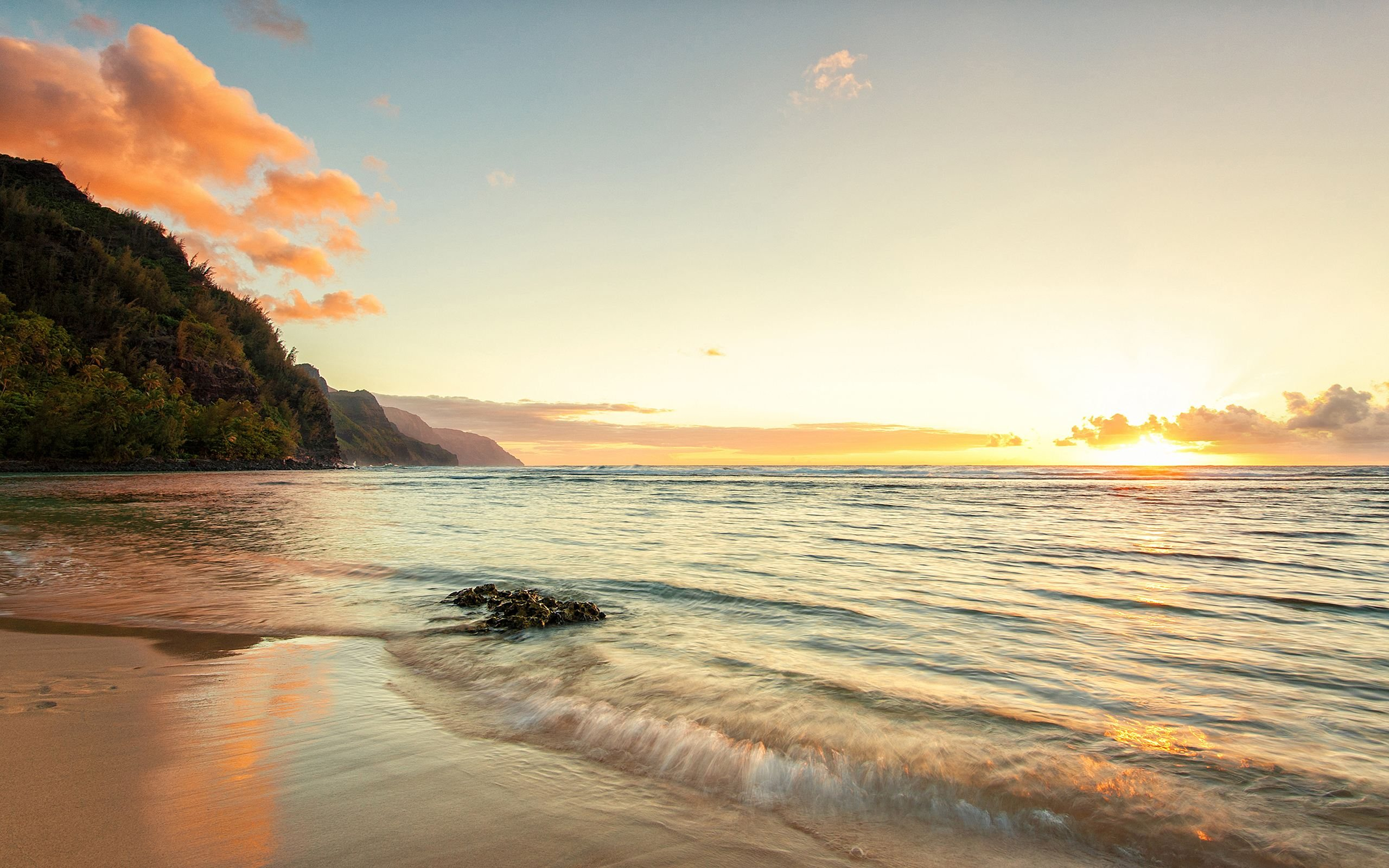free beach background 17579