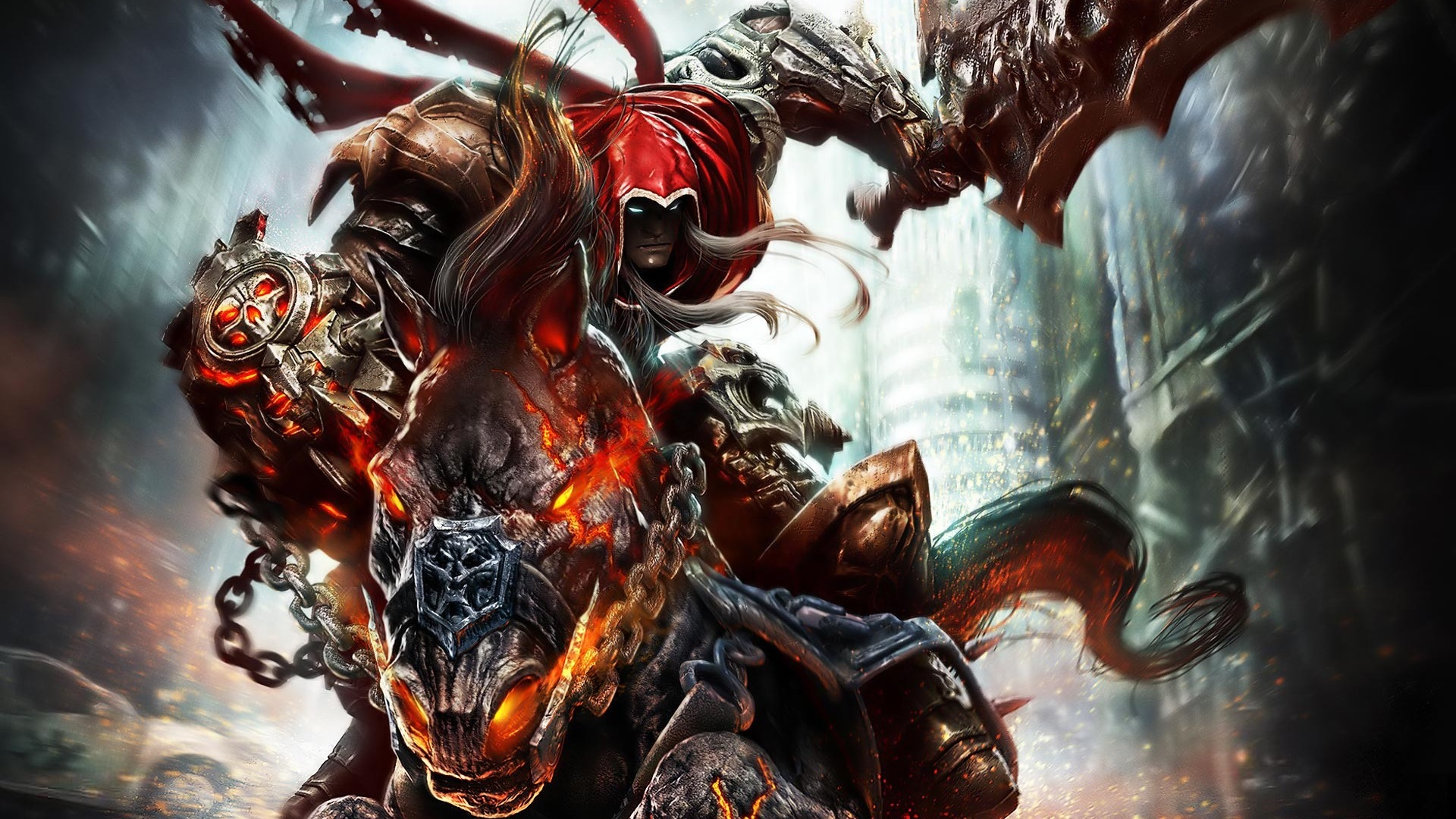 free darksiders wallpaper 24692