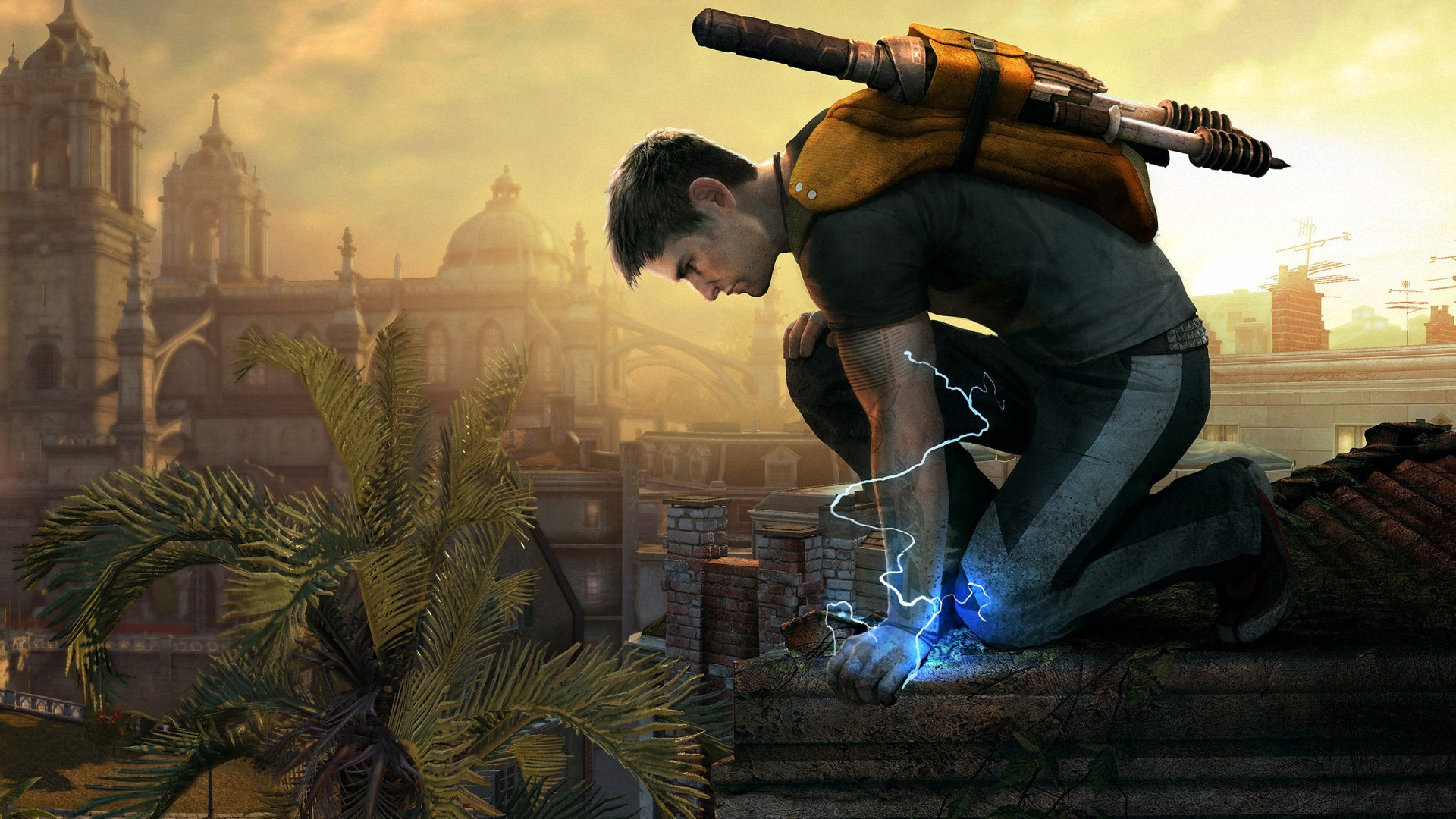 free infamous 2 wallpaper 35225