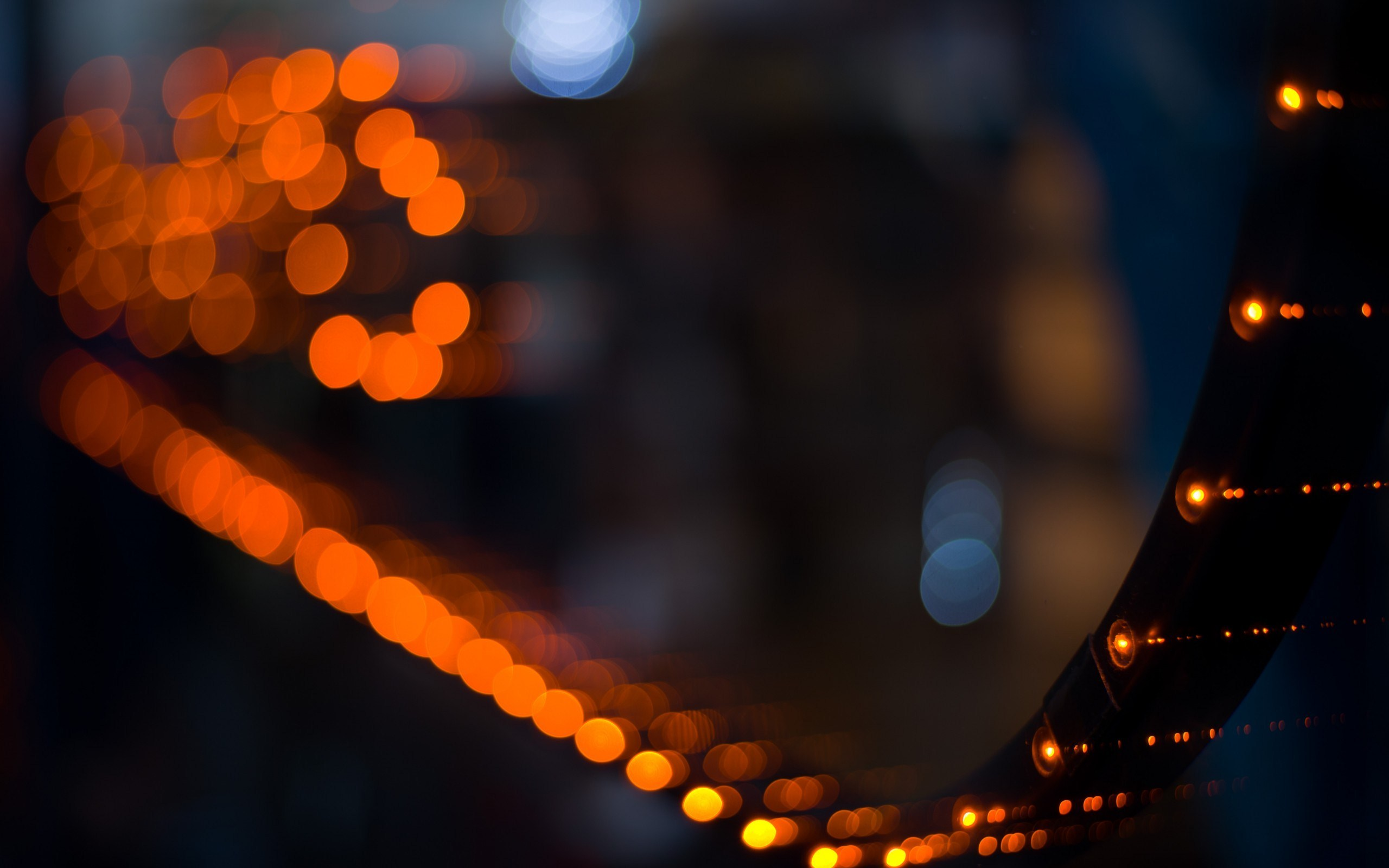 Free Night Lights Wallpaper 32152