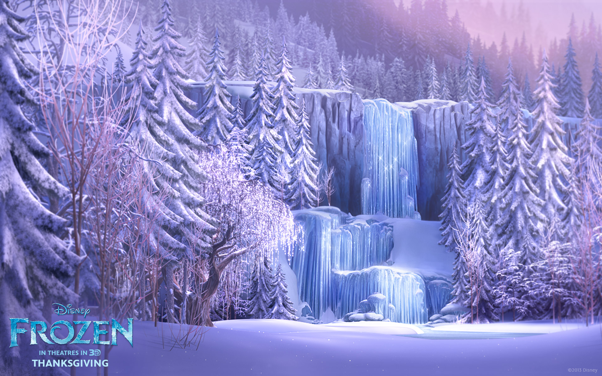 frozen wallpaper 19575