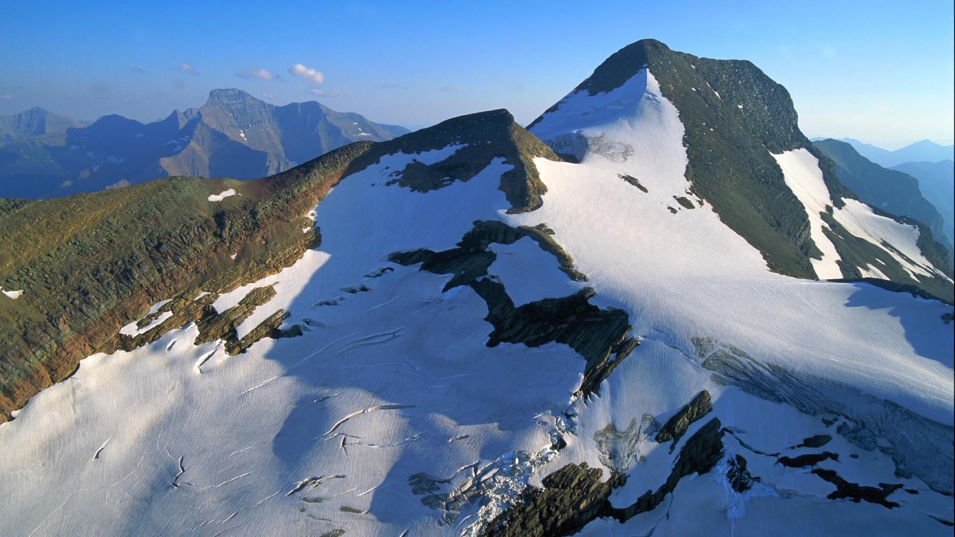 glacier mountain 17195