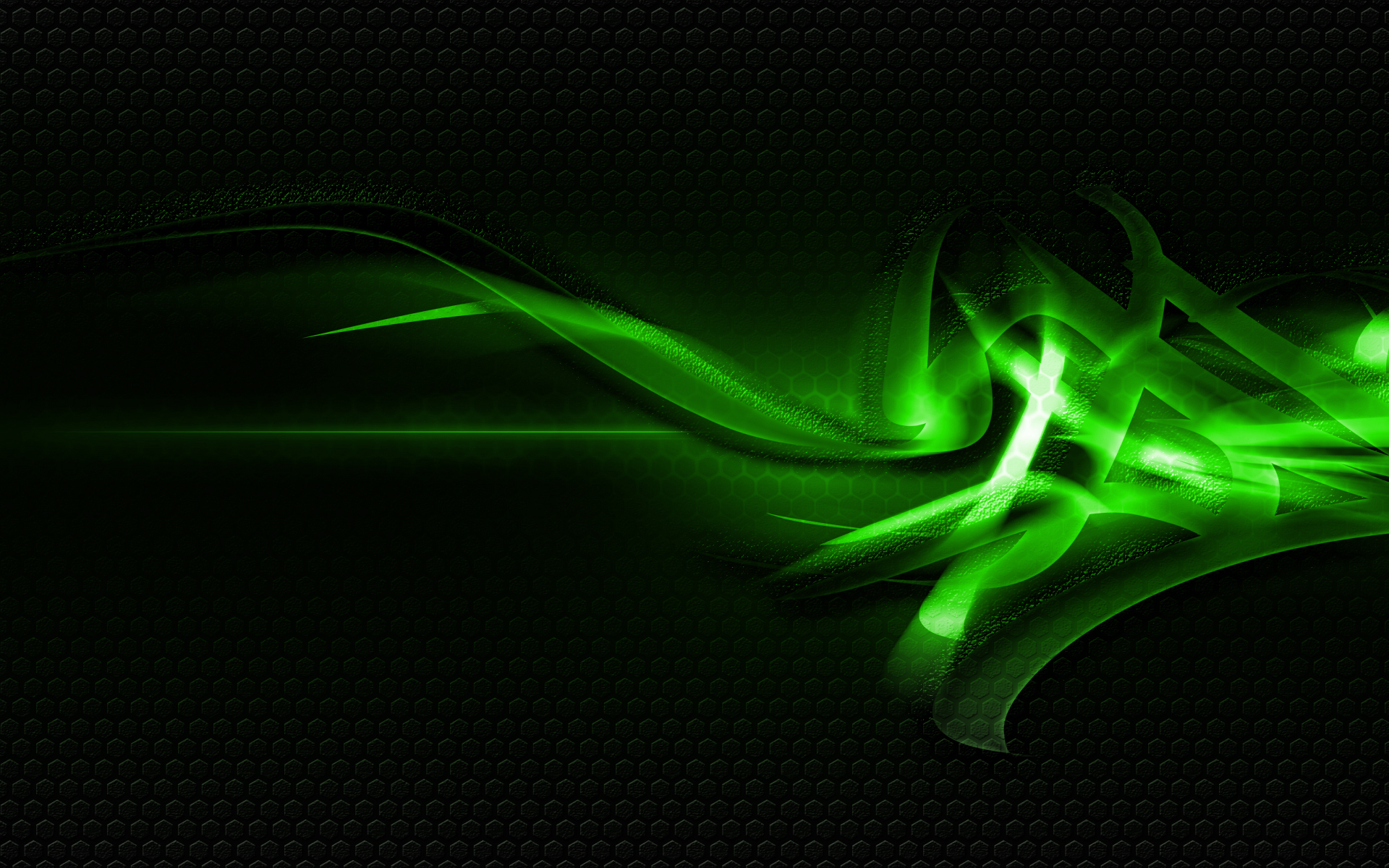 green abstract pictures 27597