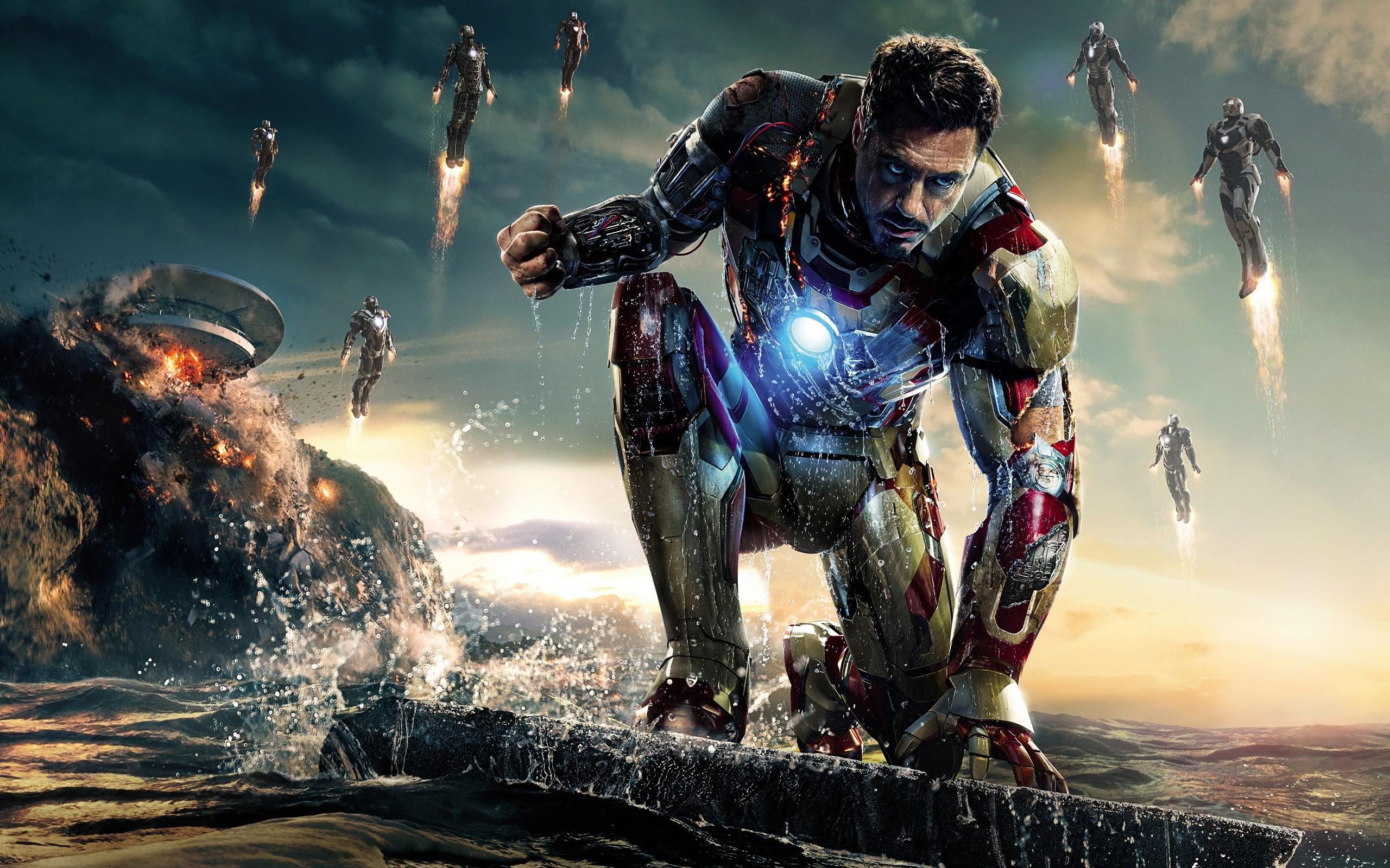 Ironman Wallpaper HD 41967 2560x1600 px ~ HDWallSource.com Robert Downey Facebook