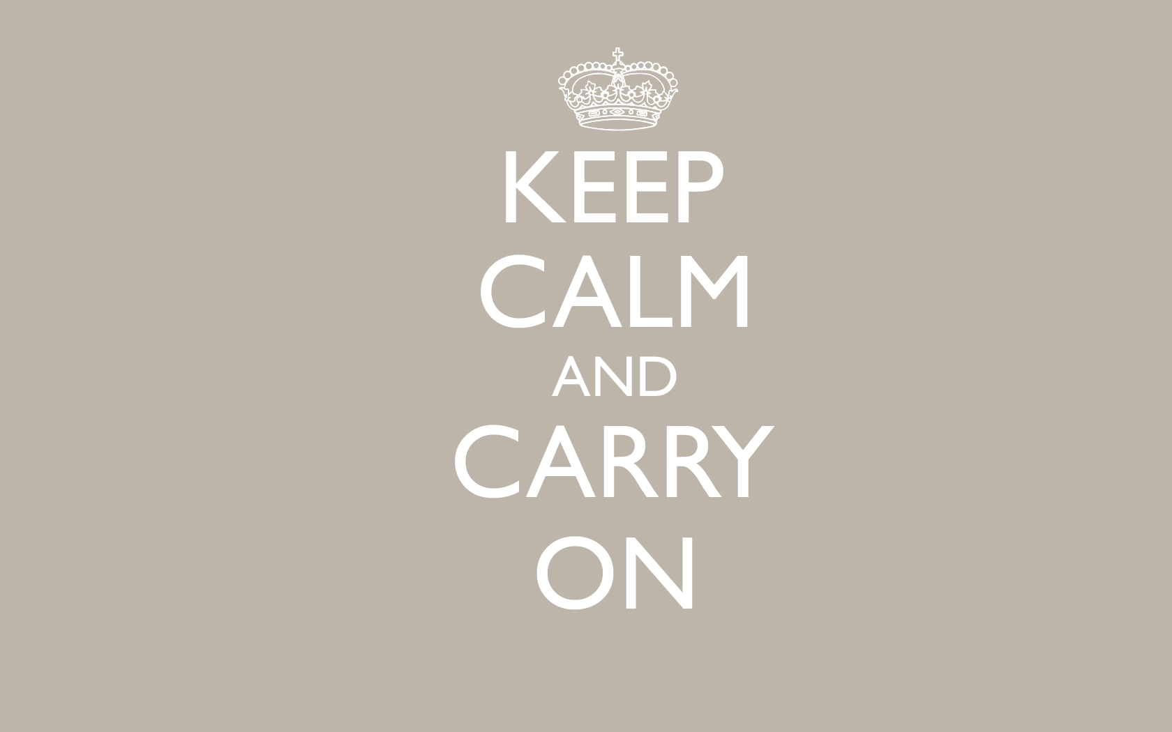 keep calm and carry on 7354