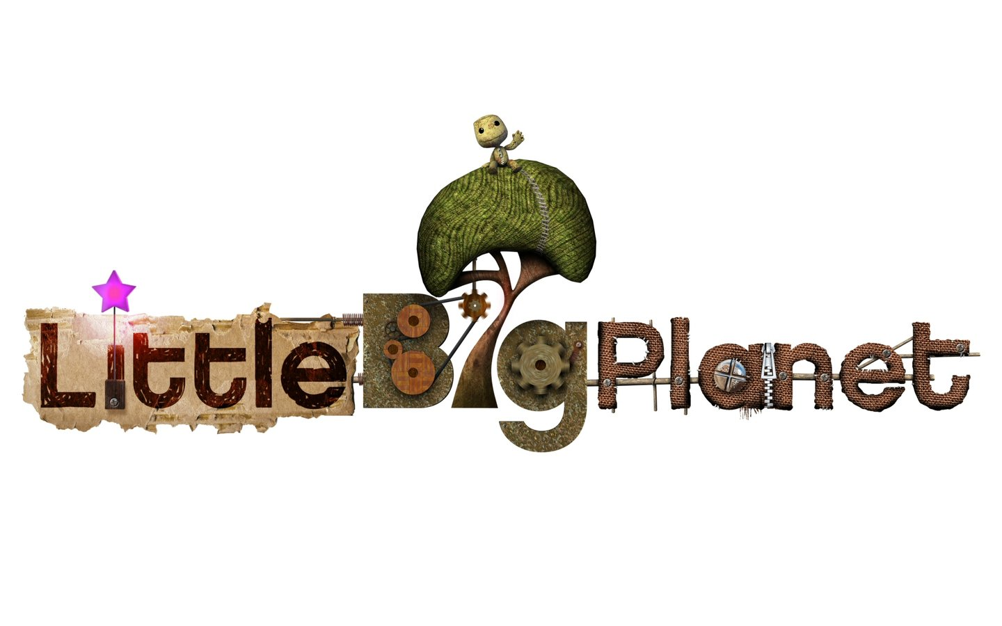 little big planet logo wallpaper 40689