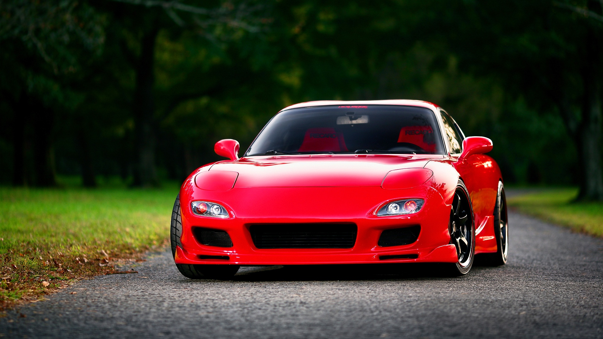 Attractive Mazda Rx7 Wallpaper 42389
