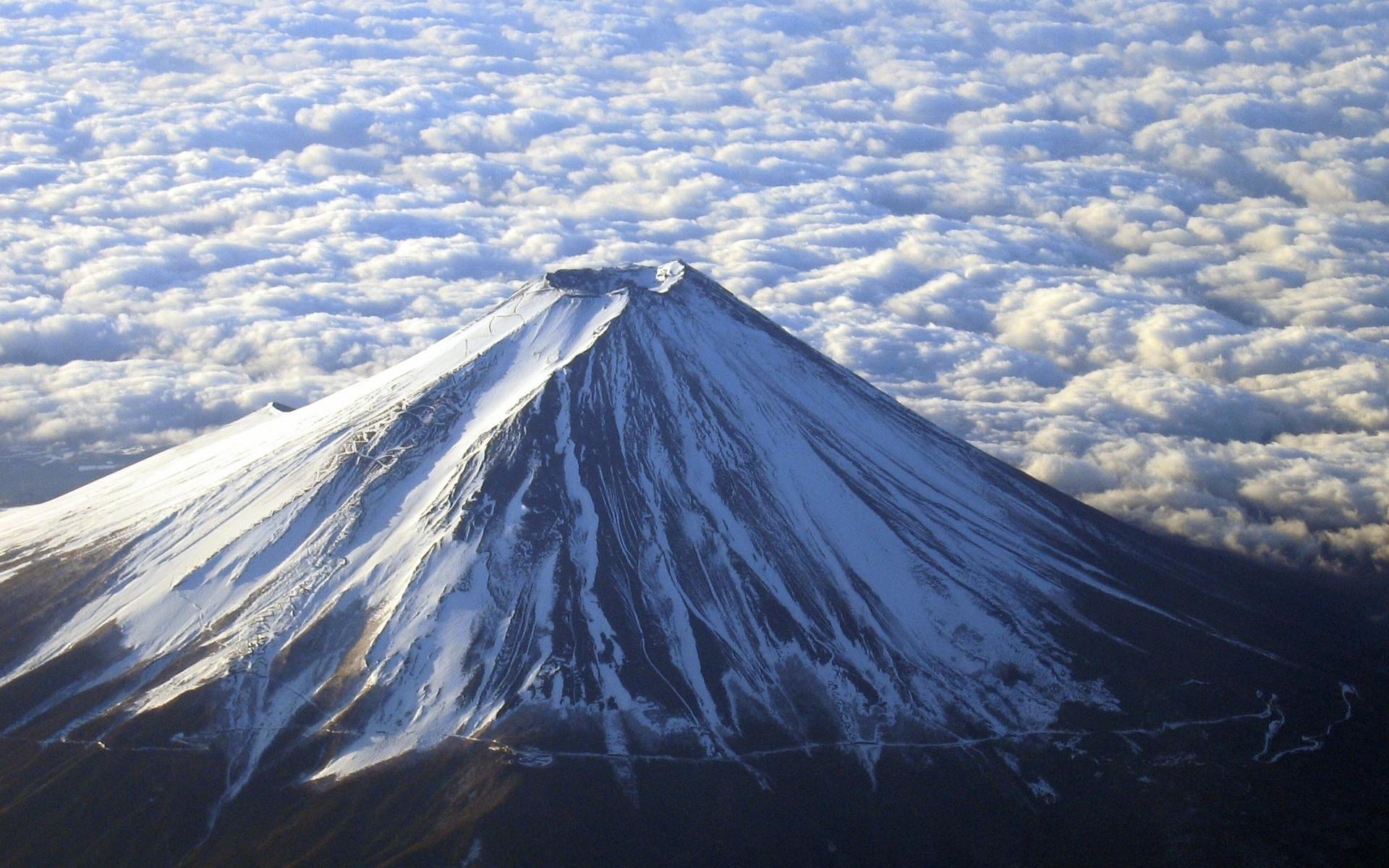 Mt Fuji Wallpaper 34455