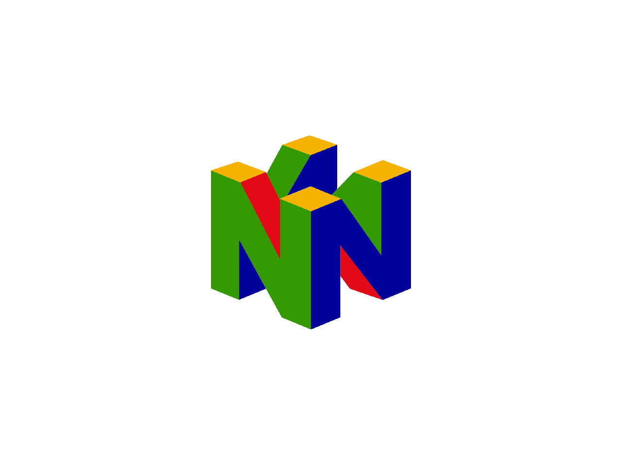Nintendo 64 Logo 41559 1280x960 px ~ HDWallSource.com
