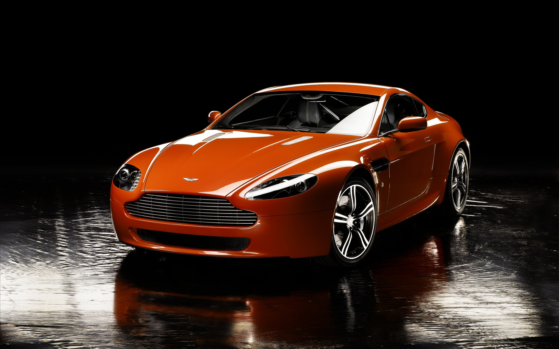 orange car 32747