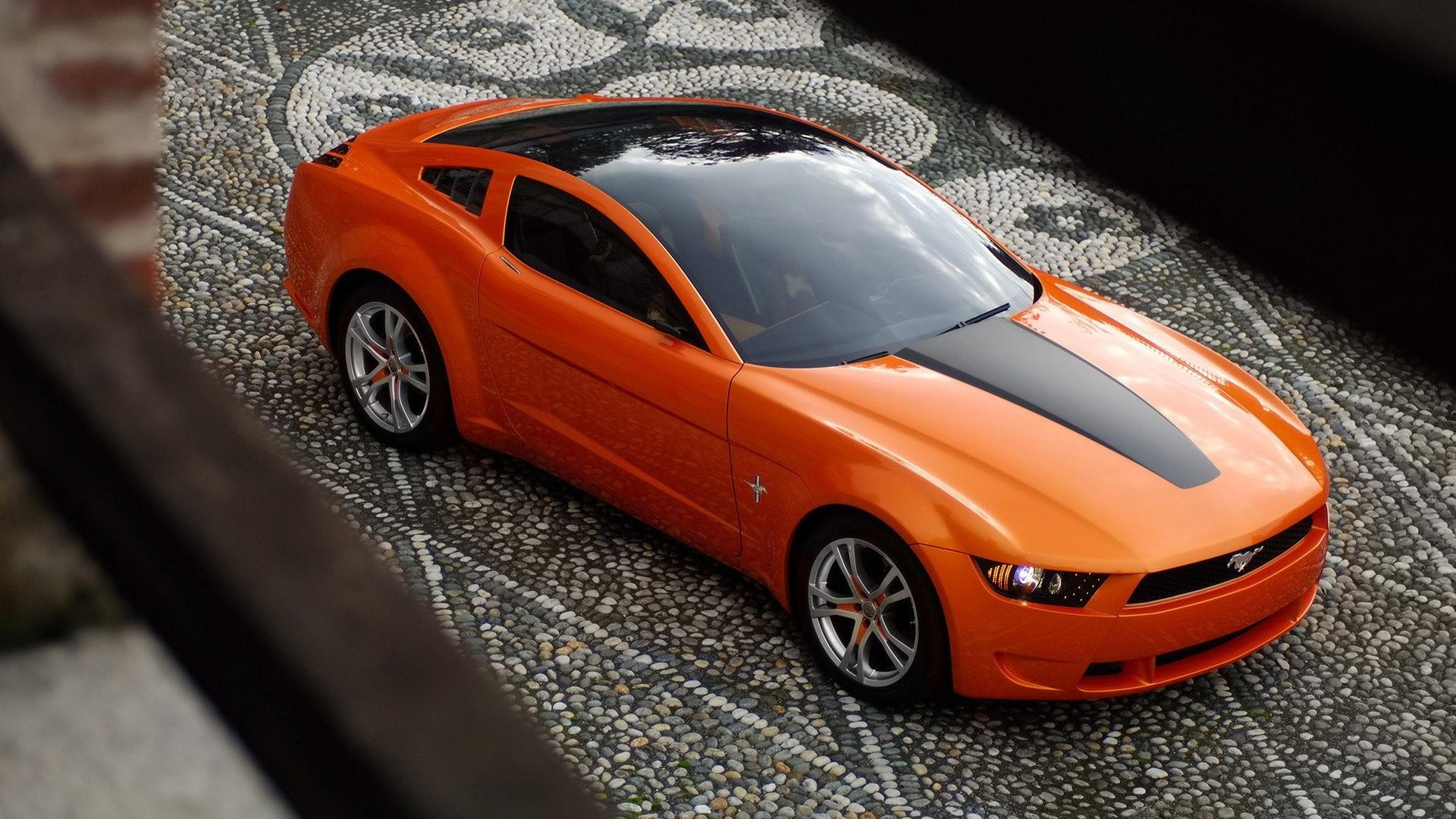 orange car wallpapers 32754
