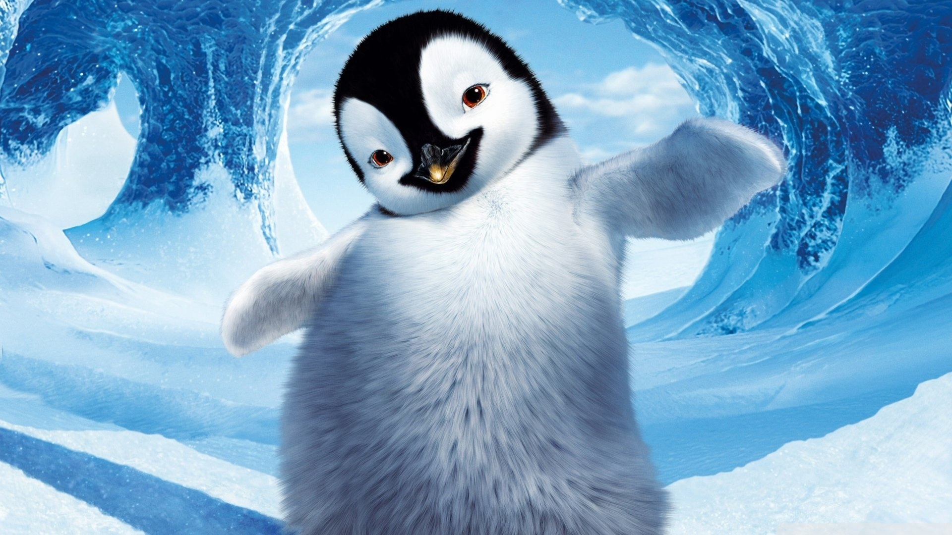 penguin wallpaper 13724
