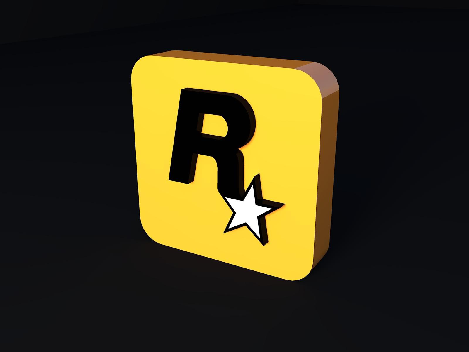 Rockstar Games Logo 41543 1600x1200 px ~ HDWallSource.com