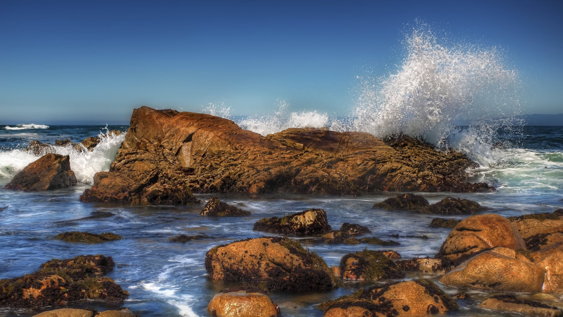 rocky shore 33961