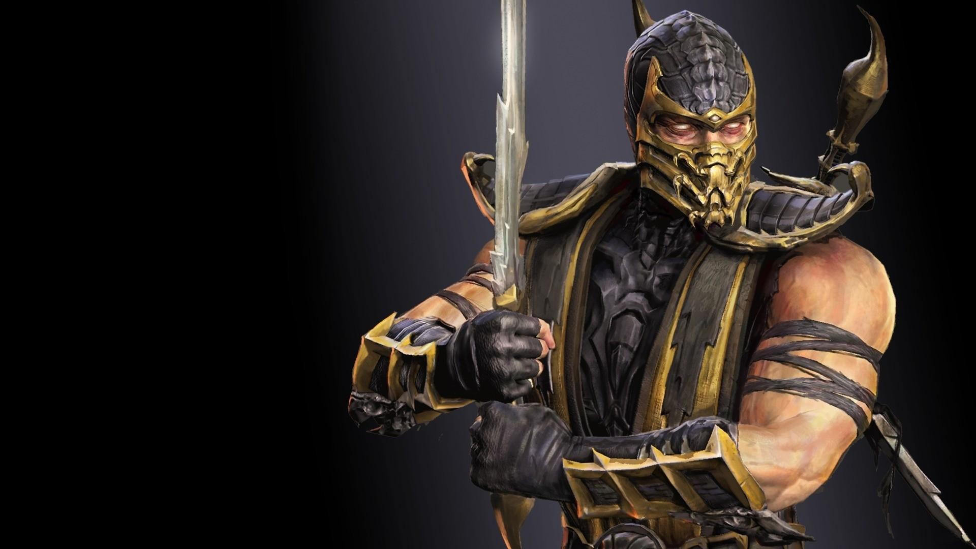 Scorpion Mortal Kombat Wallpaper 32727