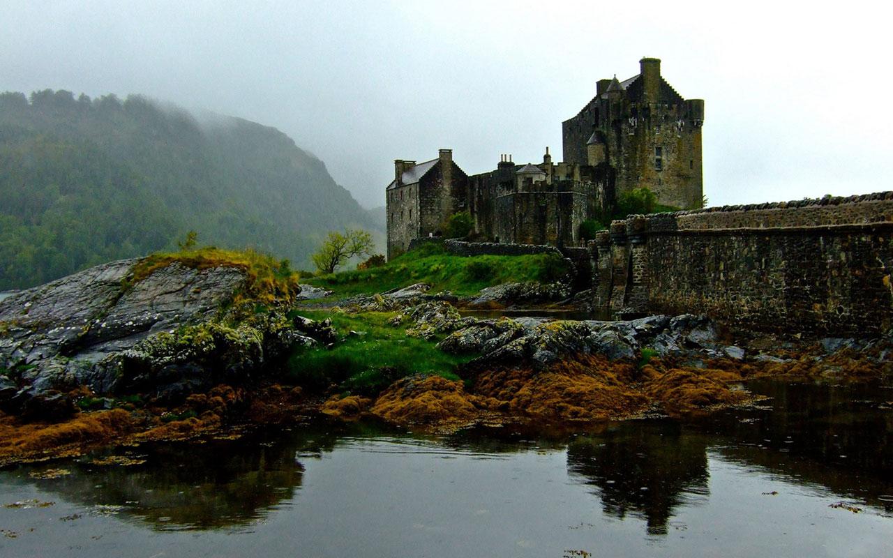 Scotland Scenery Wallpaper, HDQ Desktop Pictures (43 ) | NM.CP ...