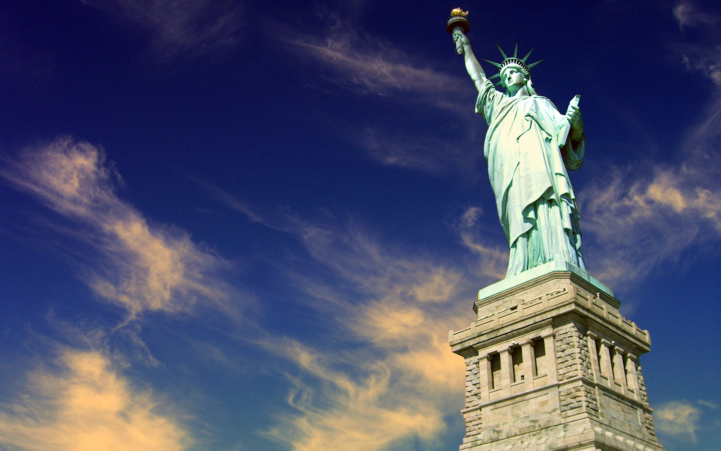 Download Statue Of Liberty Pictures 38292 1440x900 Px High