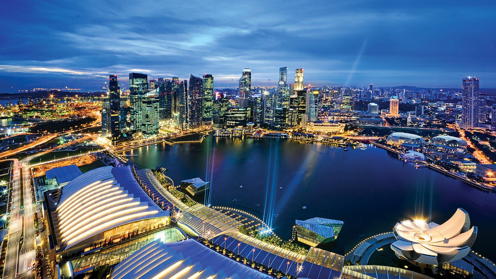 stunning singapore wallpaper 30832