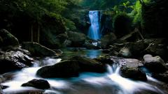 Amazing Waterfall Wallpaper 19623