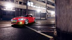 Awesome Audi TT Wallpaper 32175