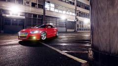 Awesome Audi TT Wallpaper 32175