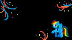 Awesome Rainbow Dash Wallpaper 16167