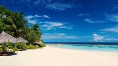 Beach Background 17573