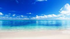 Beach Background 17574