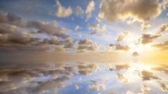 Beautiful Cloudy Sky Wallpaper 33810