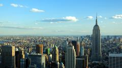 Beautiful New York Wallpaper 18001