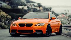 Beautiful Orange Car Wallpaper 32750
