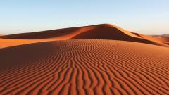 Beautiful Sahara Desert 28978