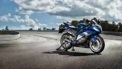Blue Bike Wallpaper 33242