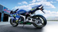 Blue Bike Wallpaper HD 33230