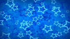 Blue Star Background 19047