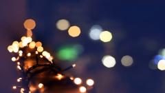 Christmas Bokeh Wallpaper 41614