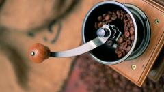 Coffee Beans Grinder Wallpaper 42415