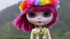 Colorful Toy Doll Wallpaper 42431
