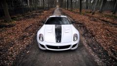 Cool Ferrari 599 Wallpaper 40596