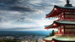 Cool Mt Fuji Wallpaper 34459