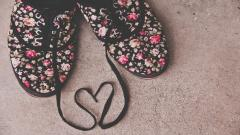 Cute Sneakers Wallpaper 42377