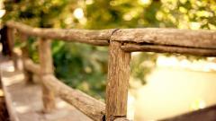 Cute Wood Fence 31763