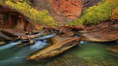Desert Stream 34866