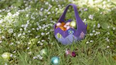 Easter Basket Wallpaper 40392
