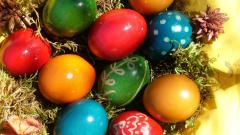 Easter Eggs Wallpaper 40281